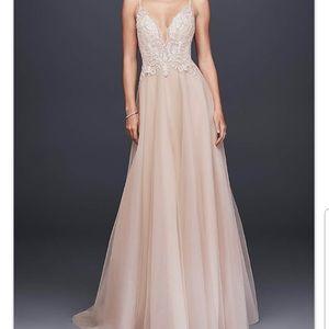 13fdc510c89d Dresses & Skirts - David's bridal galina wedding dress